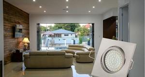 led einbaustrahler 230v geringe einbautiefe test neu. Black Bedroom Furniture Sets. Home Design Ideas
