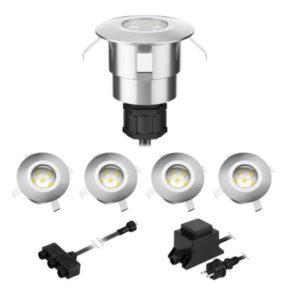 parlat LED Boden-Einbauleuchte