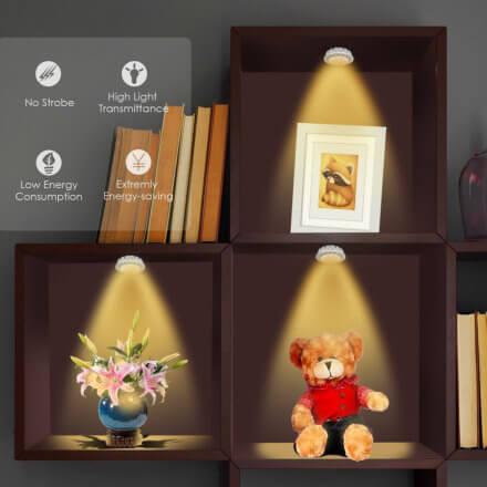 gu4 led lampen dimmbare leuchtmittel umr stung. Black Bedroom Furniture Sets. Home Design Ideas